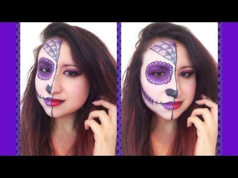 Tutorial Makeup di Halloween Last Minute❤ Iscriviti ora: http://www.youtube.com/user/lunasintetica?sub_confirmation=1   Festa horror o di hallowen last minute e non sapete come truccarvi? Ecco un trucco facile, veloce e d'effetto da fare e che garantisce un risultato perfetto!!   #makeup #tutorial #trucco #horrormakeup #makeuptutorial #skullcandy #lunasintetica #youtube #teschiomessicano #teschiodizucchero #horrorparty #horror #halloween #sexymakeup
