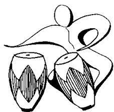 Resultado de imagen de instrumentos percusion dibujo