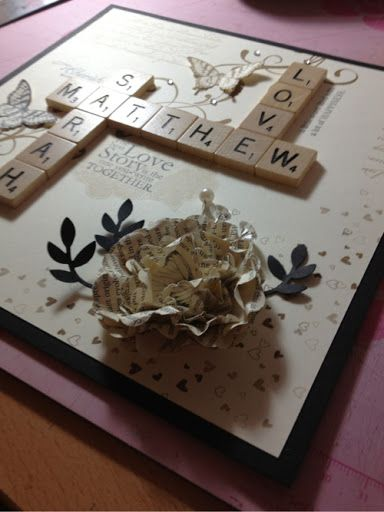 Stampin Up! Ideas & Supplies: Happy Engagement Gift
