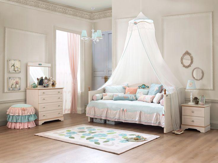 Детская комната Cilek Flora