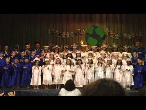 Shake it off- Kindergarten Graduation Version - YouTube