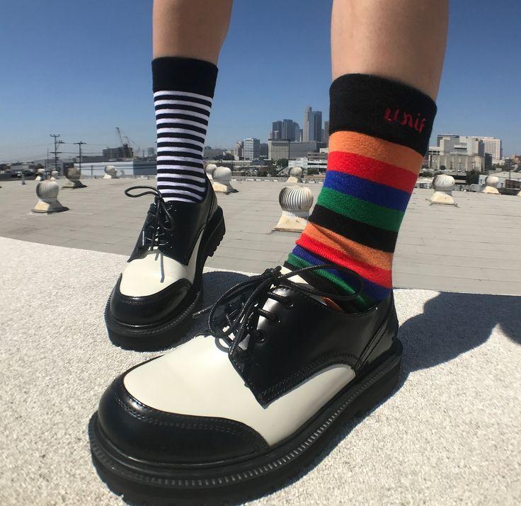 Socks, Unif, Style, Weird Fashion, Bliss, Shoe Boot, Stockings, Swag,  Strange Fashion
