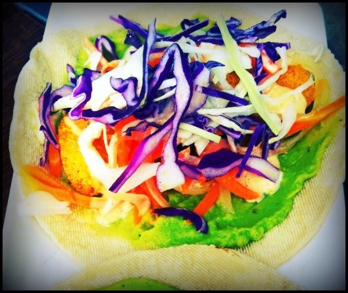 Fonda fish taco