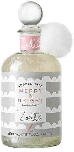Love love love this!! So pretty for Bathroom. Zoella Merry And Bright Bath Soak