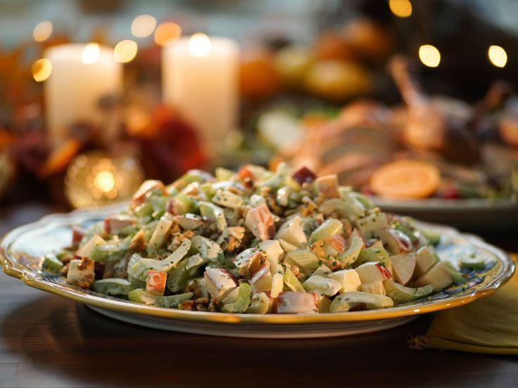 Mom's Waldorf Salad recipe from Valerie Bertinelli via Food Network