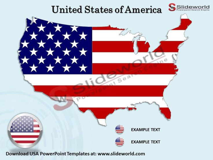 Download USA PowerPoint Templates at: www.slideworld.com/ppt_templates/Download-powerpoint-maps.aspx/USA-8990