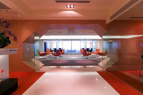 Corporate Office Design by IDA - www.idainterior.com | Flickr - Photo Sharing!