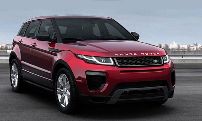 2018 Range Rover Sport specs,