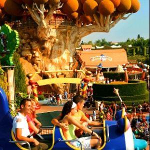 Gardaland Non-Stop - Az olaszországi Gardaland, a világ egyik legnagyobb vidámparkja. Kiváló nyaralási lehetőség családoknak, barátoknak egyaránt. Felhőtlen szórakozás kicsiknek és nagyoknak.