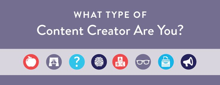 What Type Of Content Creator Are You? A Visual Guide To Your Copywriting Identity - CoSchedule
