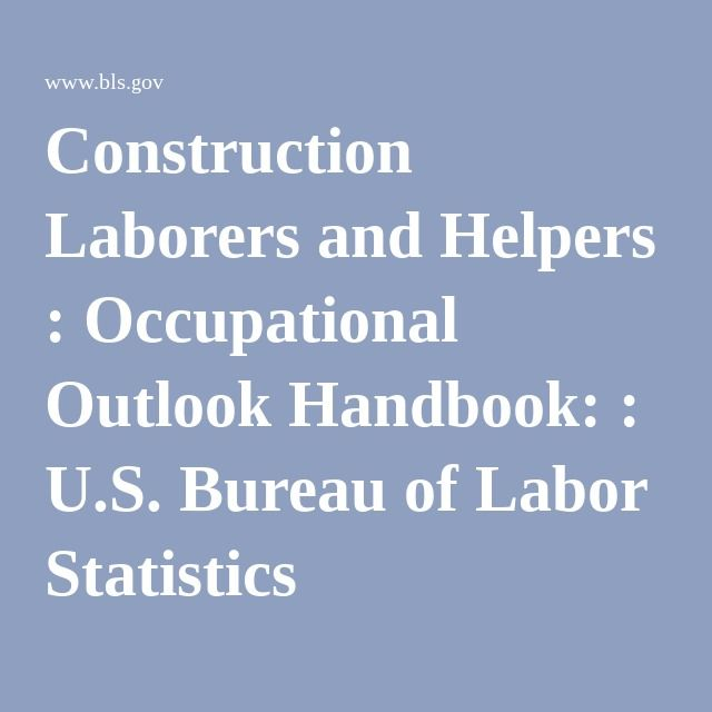 Best 25+ Construction laborer ideas on Pinterest Construction - dragline operator sample resume