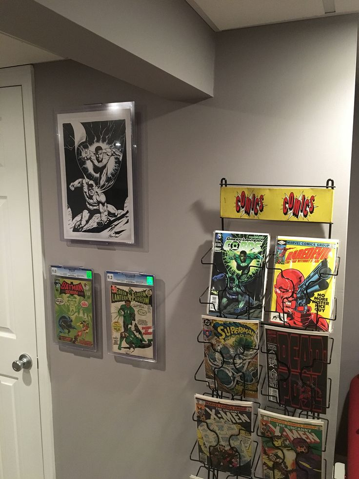 38 best comicmount comic book displays images on pinterest book displays comic book display. Black Bedroom Furniture Sets. Home Design Ideas