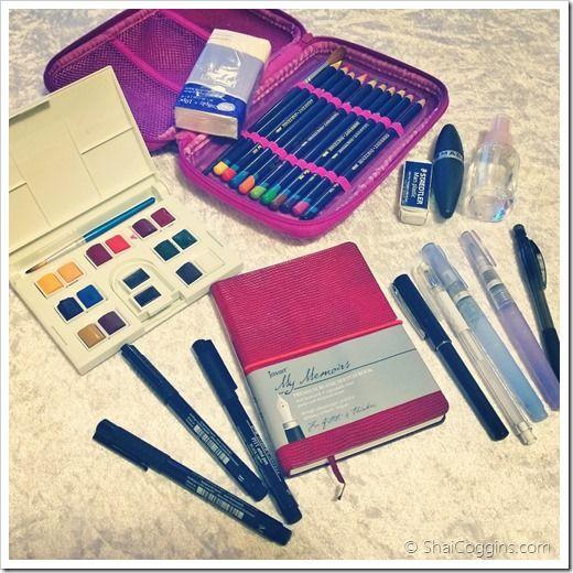 Travel Sketching Kit