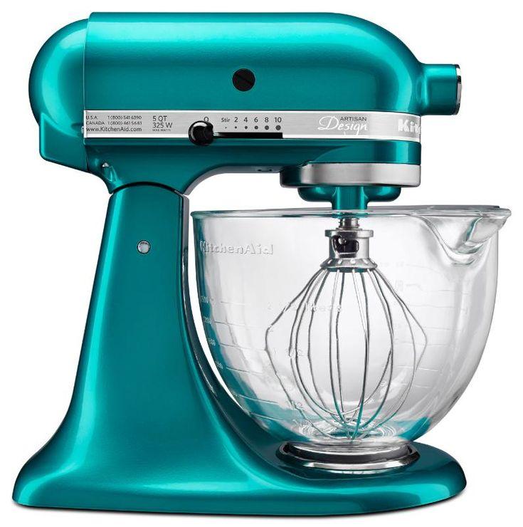 Kitchenaid stand mixer sea glass kitchen aid kitchenaid