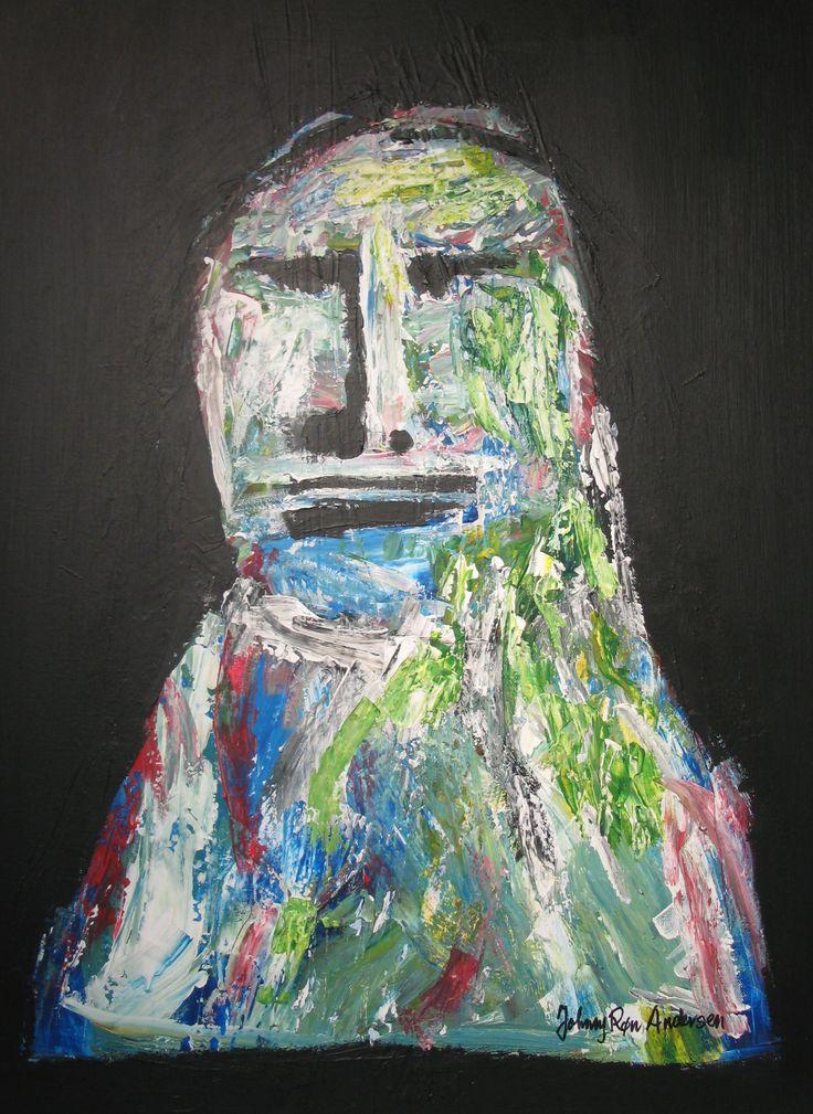 Maleri  Enjo 60x80 cm