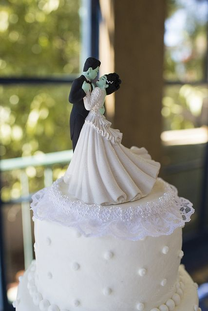 wedding cake bakeries tulsa ok frankenstein inspired cake topper cake by s bakery 21899