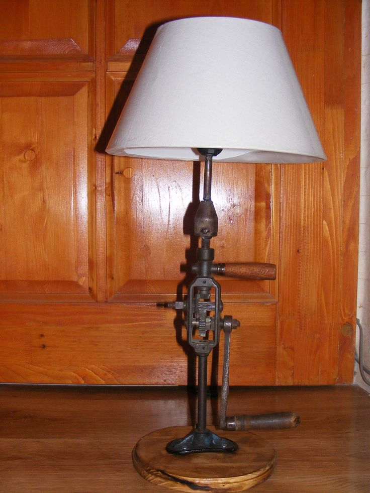 Americaner table lamp