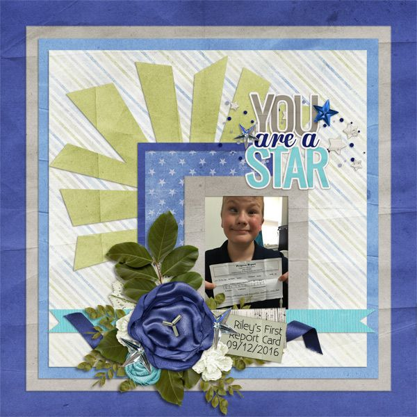 You Are A Star  Credits: Kit is Sky's the Limit by Aimee Harrison Designs http://store.gingerscraps.net/Sky-s-the-Limit-Collection.html https://www.digitalscrapbookingstudio.com/digital-art/bundled-deals/skys-the-limit-collection/  Template is from Birthday Boy Templates by Little Rad Trio http://store.gingerscraps.net/Little-Rad-Trio/