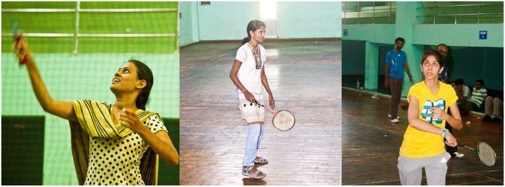 5th Annual Sports Events - Batminton Women's Singles