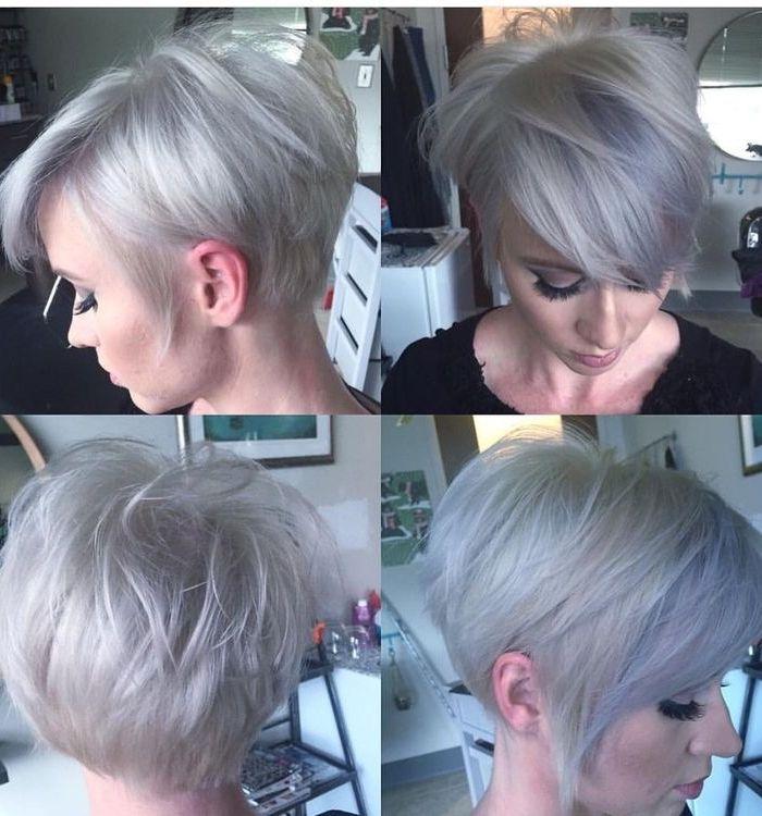 Le 25 migliori idee su biondo cenere su pinterest capelli biondi grigi e biondo argento for Decoratie stuk om te leven