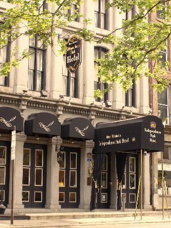 BEST WESTERN PLUS Independence Park Hotel (Philadelphia, PA) -