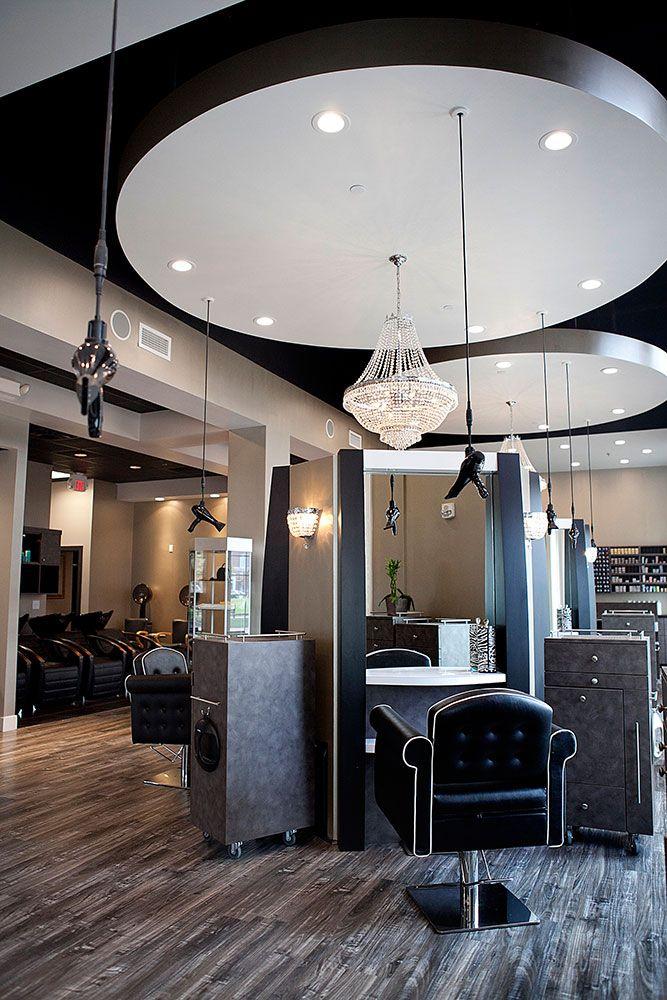 824 best salon spa inspiration images on pinterest for Beauty salon exterior design