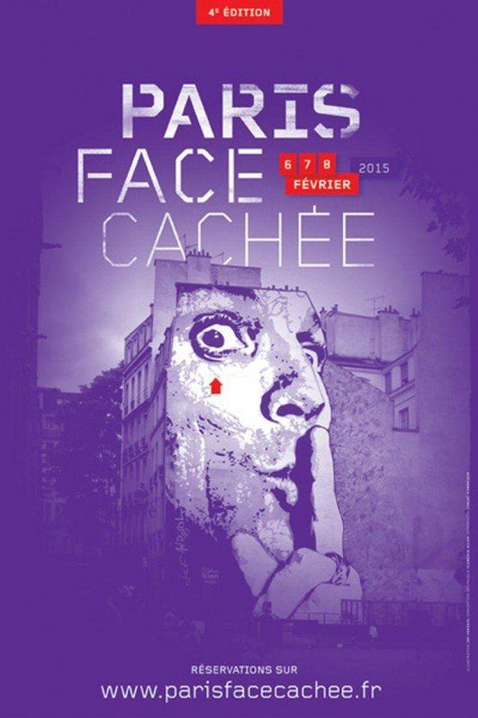 Ouverture de la billeterie Paris Face Cachée 2015 http://www.pariscotejardin.fr/2015/01/ouverture-de-la-billeterie-paris-face-cachee-2015/