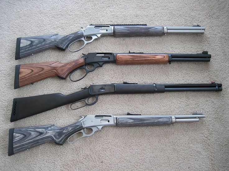 Dating marlin rifles