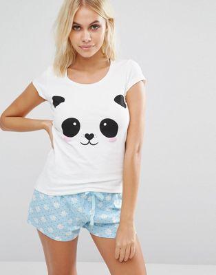 Пижамные шорты Boux Avenue Panda