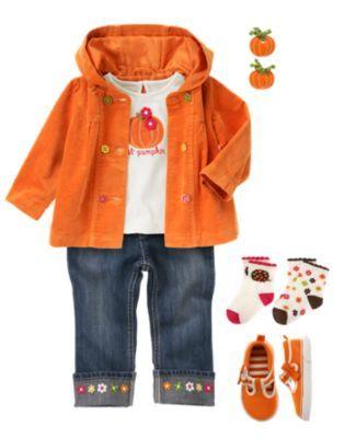 Gymboree - favorite kids store...