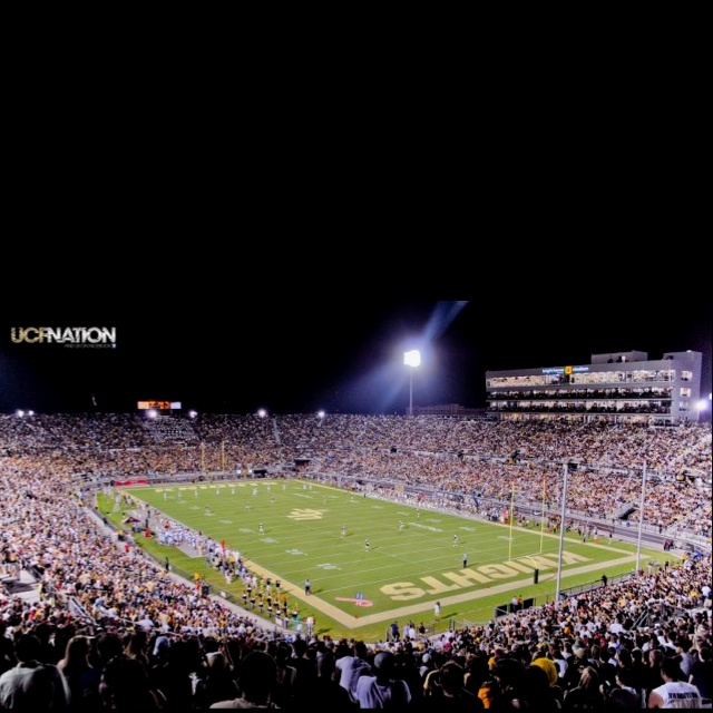 UCF, Go Knights!