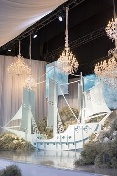 WedLuxe Show 2018: Rêverie Celebration of Dreams – The Odyssey of Love