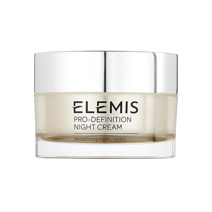 Elemis Pro-Definition Night Cream 50ml 0060332 This lift effect firming night cream is formulated with a powerful blend of Gardenia Stem Cells, Arjuna and Lupin, which help reduce the appearance of sagging jowls, cheeks and chin. These powerful pl http://www.MightGet.com/may-2017-1/elemis-pro-definition-night-cream-50ml-0060332.asp