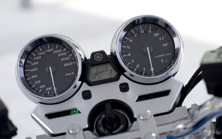 Yamaha XJR1300 (2007)