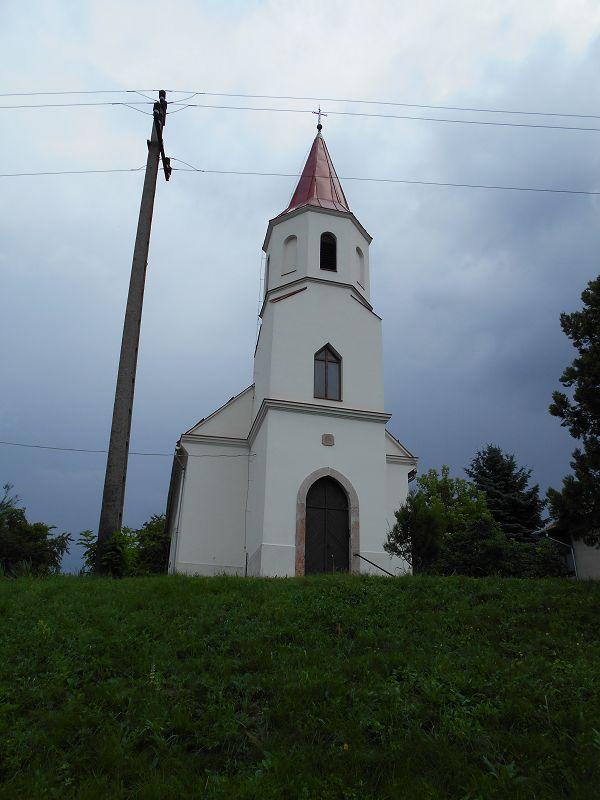 Evangélikus templom (Csabdi) http://www.turabazis.hu/latnivalok_ismerteto_987 #latnivalo #csabdi #turabazis #hungary #magyarorszag #travel #tura #turista #kirandulas