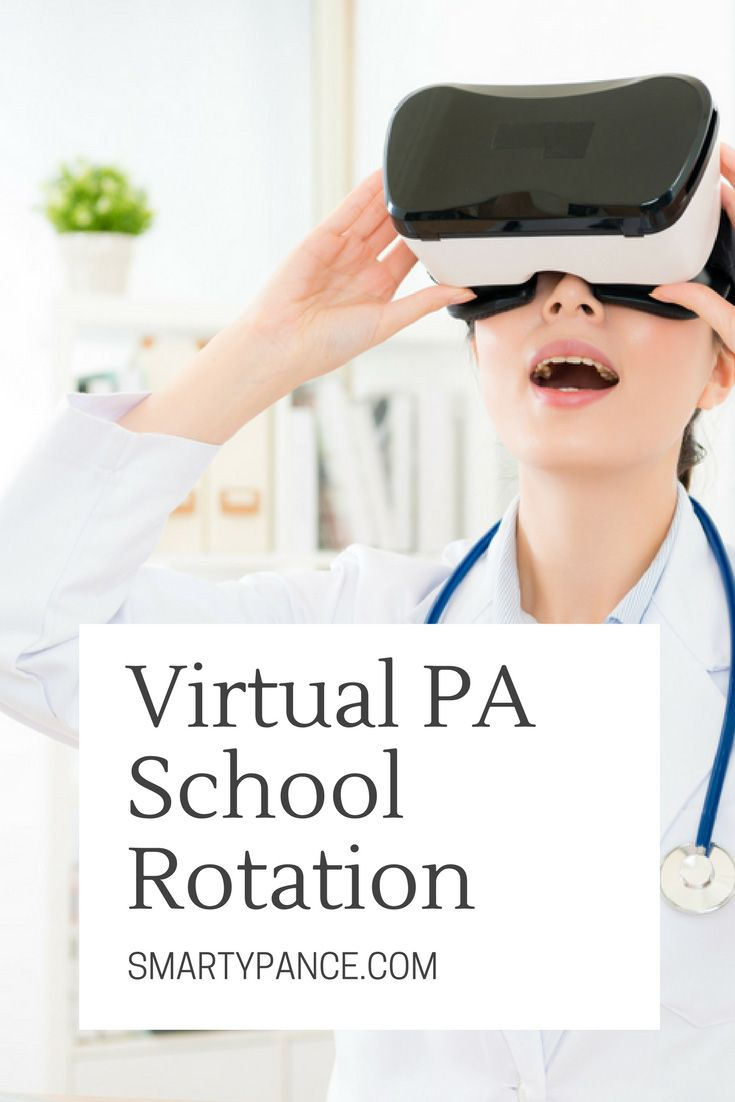Welcome to Your Virtual PA School Clinical Rotation https://www.thepalife.com/welcome-to-your-virtual-pa-school-clinical-rotation/