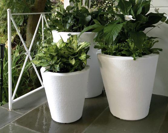 crescent garden planters. Dot Planters - TruDrop System | Crescent Garden-Indoor And Outdoor Garden