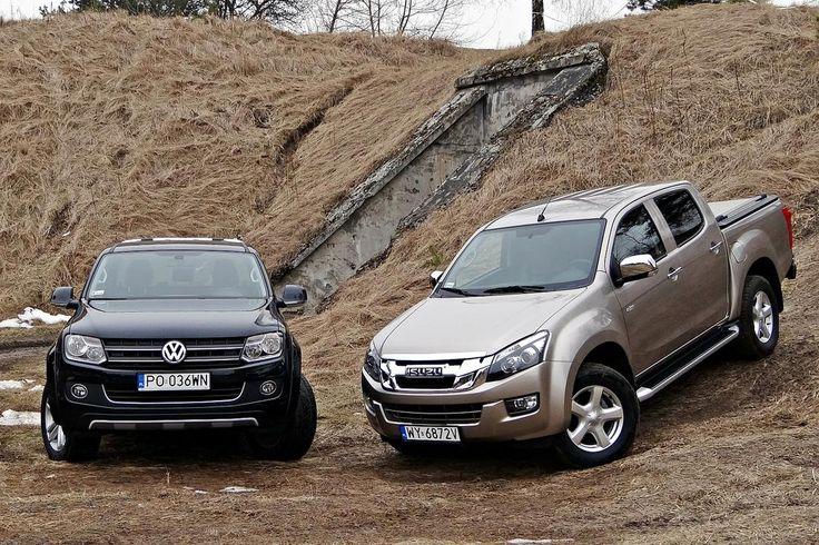 Volkswagen Amarok kontra Isuzu D-MAX