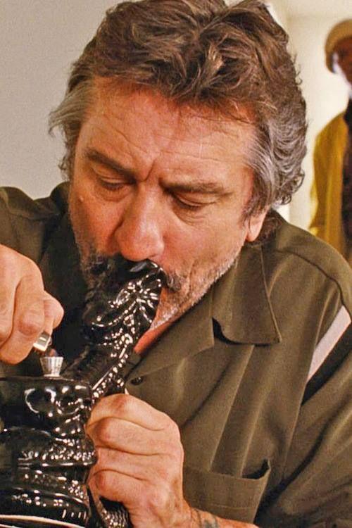 Robert De Niro in Jackie Brown