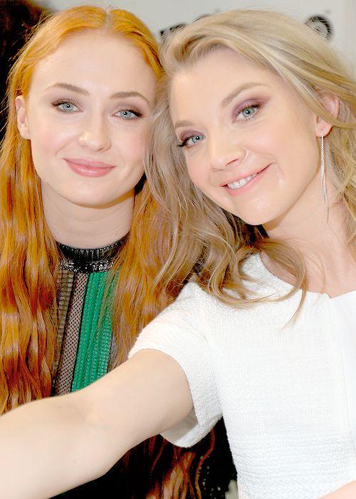 Sansa nad Margery