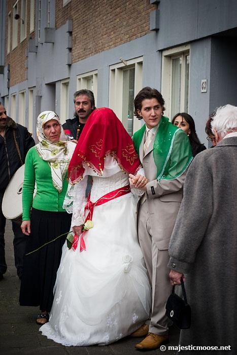 De Turkse bruiloft