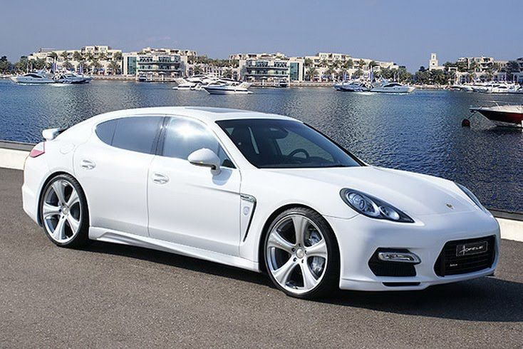 Hofele Design have released a new kit for the Porsche Panamera called the Rivage GT 970