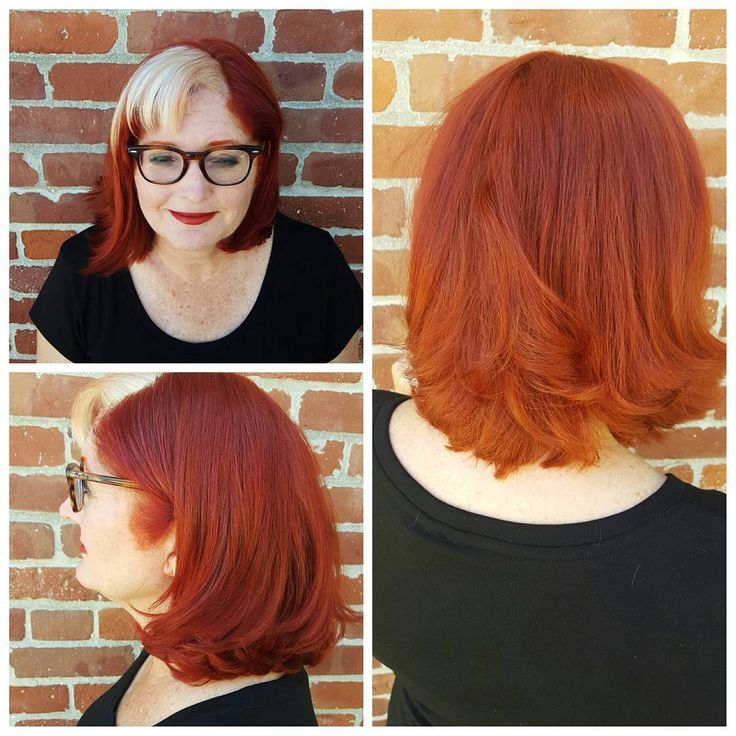 Snap Burnt Red Hair Color Pictures To Pin On Pinterest Pinsdaddy