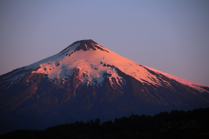 Volcan Villarica -Chile