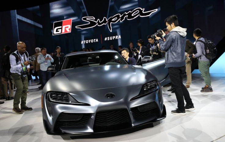 Most Expensive 2020 Toyota Supra Build Hits Almost 60k