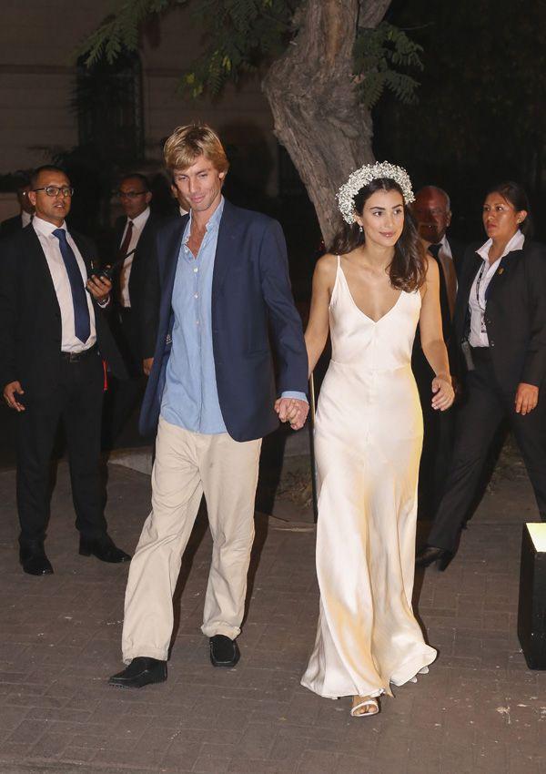 Casamento religioso: Alessandra de Osma + Príncipe Christian von Hannover - Constance Zahn | Casamentos