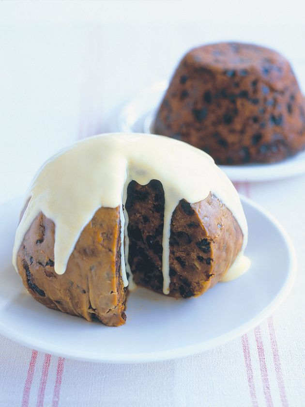 Donna Hay Steamed #Christmas Pudding Recipe