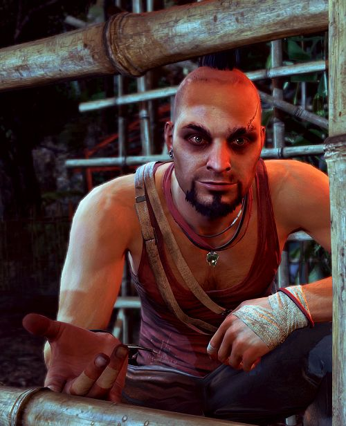 Vaas. Far Cry 3.