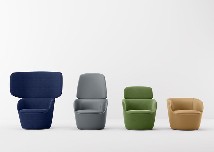 IndustrialDesigners.co |  Claesson Koivisto Rune  - Radar Easy Chair