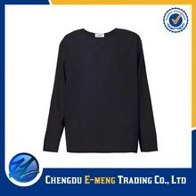 Mens long sleeve crew neck plain hemp t-shirt in bulk  best buy follow this link http://shopingayo.space